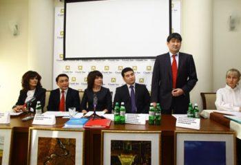 Казахстан презентував українським підприємцям інвестиційні можливості