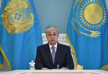 Заявление Главы государства Республики Казахстан Касым-Жомарта Токаева. 31.03.2020